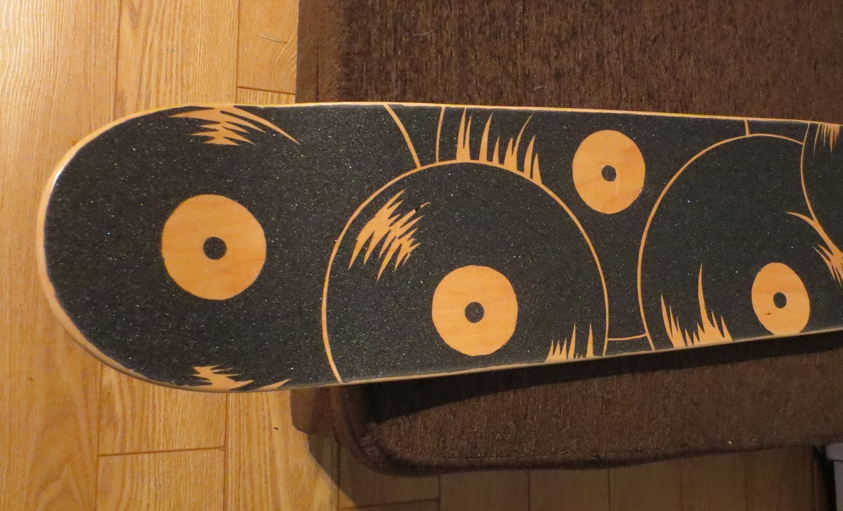 how to grip tape a skateboard